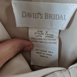 David's Bridal Dresses - Mother of the bride gown